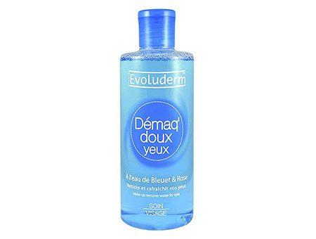 Nước tẩy trang mắt môi Evoluderm Demaq Doux Yeux