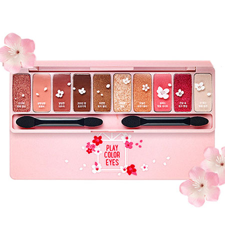 Phấn mắt Etude House Play Color Eyes 10 màu Cherry Blossom