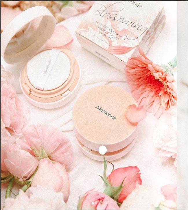 Phấn-nước-Mamonde-Brightening-Cover-Powder-Cushion-SPF-50