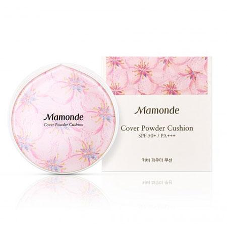 Phấn nước Mamonde Brightening Cover Powder Cushion