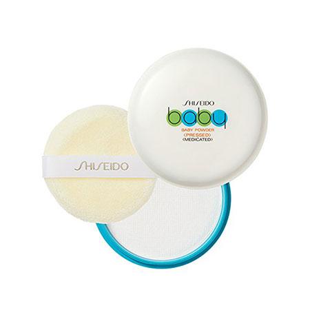 Phấn phủ Shiseido Baby Powder Pressed Nhật Bản