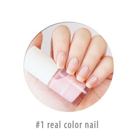 Sơn móng tay Innisfree Real Color màu số 1