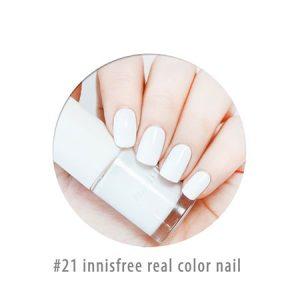 Sơn móng tay Innisfree Real Color màu số 21