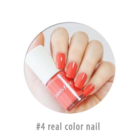 Sơn móng tay Innisfree Real Color màu số 4