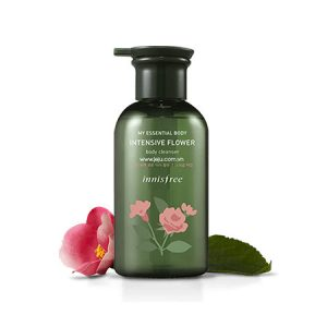 Sữa tắm Innisfree My Essential Body Intensive Flower Body Cleanser