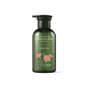 Sữa-tắm-Innisfree-My-Essential-Body-Intensive-Flower-Body-Cleanser-330ml