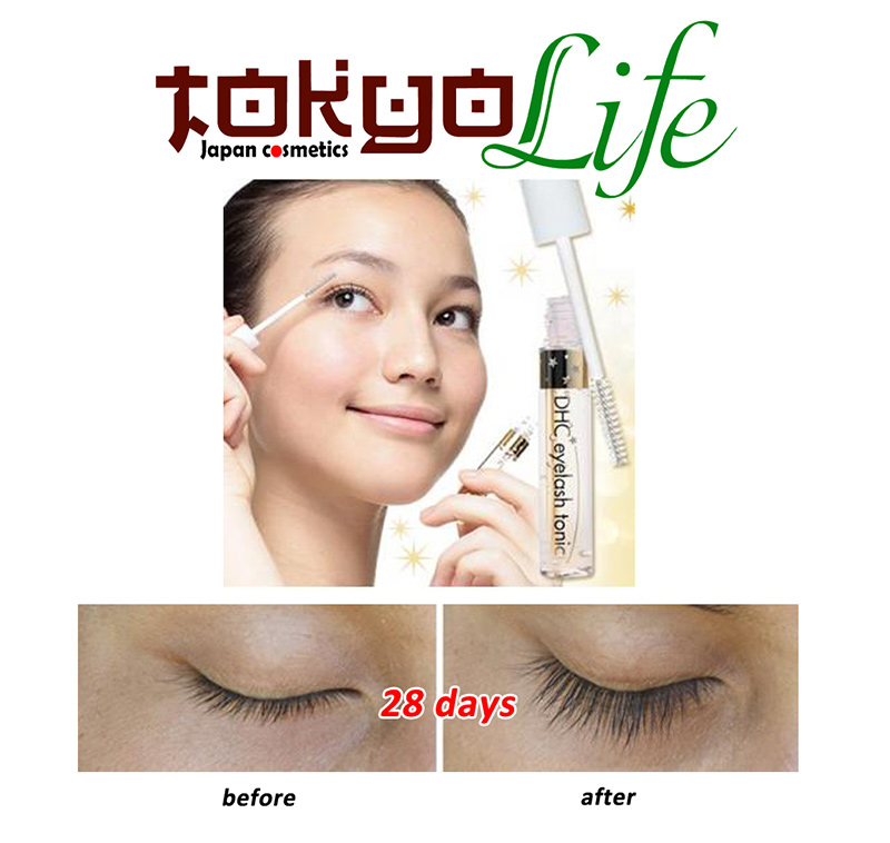 Serum-Dưỡng-dài-mi-DHC-Eyelash-Tonic-Nhật-Bản