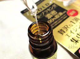 Serum vàng và tinh chất nhau thai White Label Premium Placenta Gold Essence