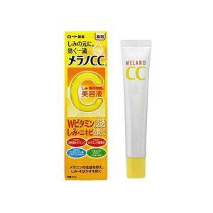 Tinh chất trị thâm, sáng da Rohto Melano CC của Nhật Bản