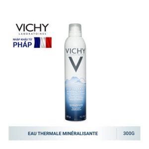 Xịt khoáng dưỡng da Vichy Eau Thermale 300ml