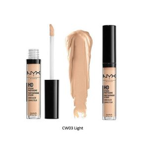 Kem che khuyết điểm NYX HD Studio Photogenic Concealer Light