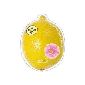 Mặt nạ hoa quả Rainbow Fruits Farm Mask Lemon