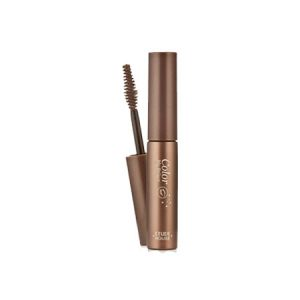 Mascara chân mày Etude House Color My Brows 01 Rich Brown
