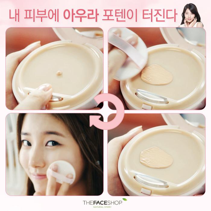 Phấn-Nền-The-Face-Shop-CC-Cream-Face-It-Aura-Color-Control-Cream