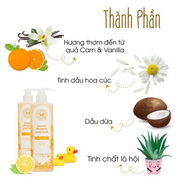 Thành-phần-Sữa-tắm-gội-toàn-thân-cho-bé-The-Honest-Shampoo-and-Body-Wash