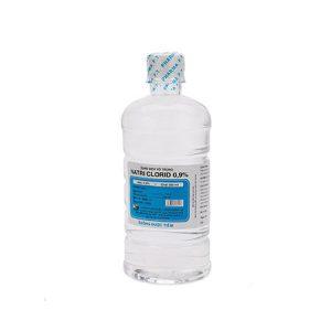 Nước muối sinh lý Natri Clorid