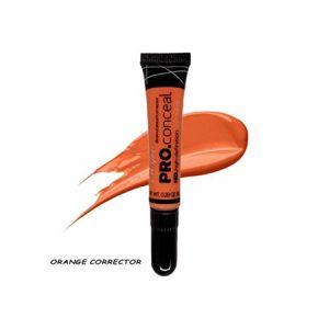 Che Khuyết Điểm L.A Girl Pro Conceal HD High Definition Concealer màu Orange Corrector(8g)
