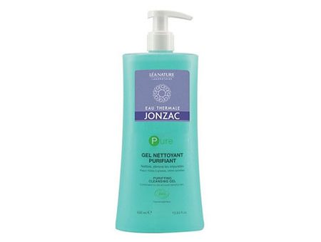 Gel Rửa Mặt Cho Da Dầu Mụn Eau Thermale Jonzac Pure Purifying Cleansing Gel 400ml