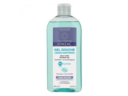 Gel Tắm Cấp Nước Cân Bằng PH Eau Thermale Jonzac Rehydrate Daily Care Shower Gel 500ml