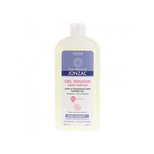 Gel Tắm Không Mùi Cho Da Kích Ứng Eau Thermale Jonzac Reactive Gentle Fragrance Free Shower Gel 500ml