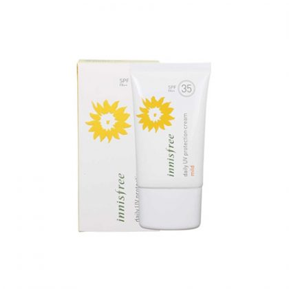 Kem-Chống-Nắng-Innisfree-Daily-Uv-Protection-Cream-Mild-SPF-35-PA++