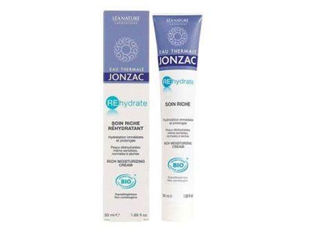 Kem Dưỡng Cấp Nước Cho Da Thường Da Khô Eau Thermale Jonzac Rehydrate Rich Moisturizing Cream 50ml