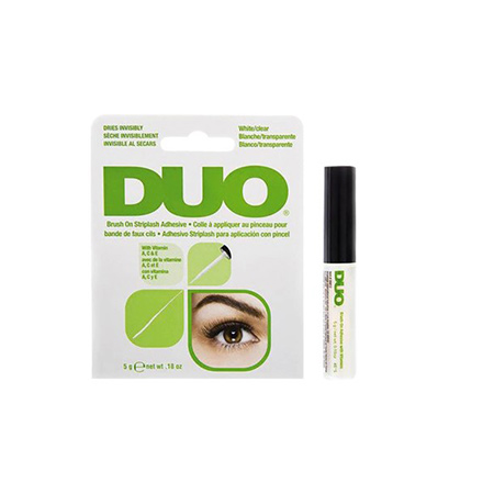 Keo-Dán-Mi-Giả-Duo-Brush-On-Clear-Adhesive-(màu-xanh-lá)