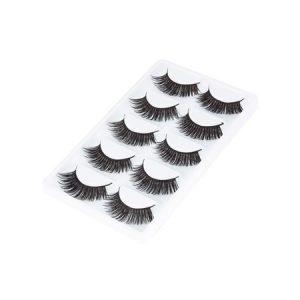 Lông Mi Giả 3D TL Cosmetic Beauty Eyelash (5 cặp) Số 13