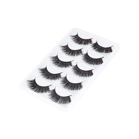 Lông Mi Giả 3D TL Cosmetic Beauty Eyelash (5 cặp) Số 17
