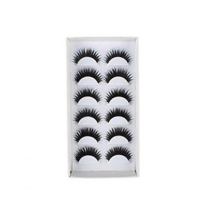 Lông Mi Giả 3D TL Cosmetic Beauty Eyelash (5 cặp) Số 612