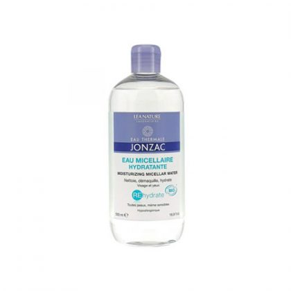 Nước Tẩy Trang Cấp Nước Eau Thermale Jonzac Rehydrate Moisturizing Micellar Water 500ml