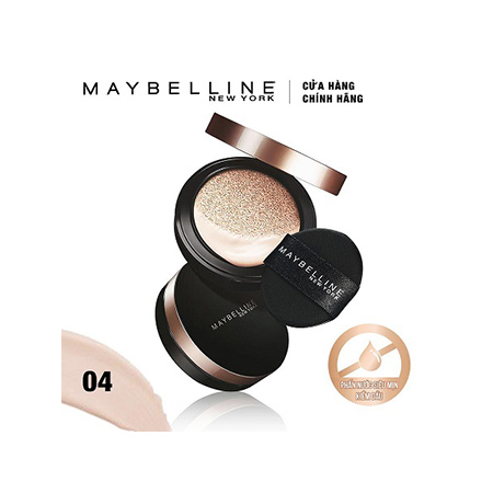 Phấn-Nước-Maybelline-Super-BB-Cushion-Màu-04-Natural-Beige