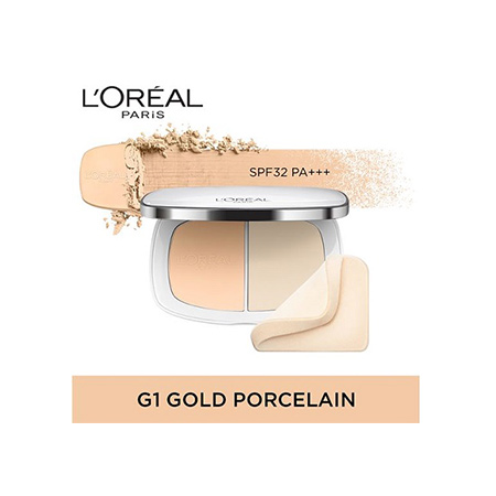 Phấn-Nền-Mịn-Da-L'oréal-Paris-True-Match-Powder-Foundation-Màu-G1-Gold-Porcelain