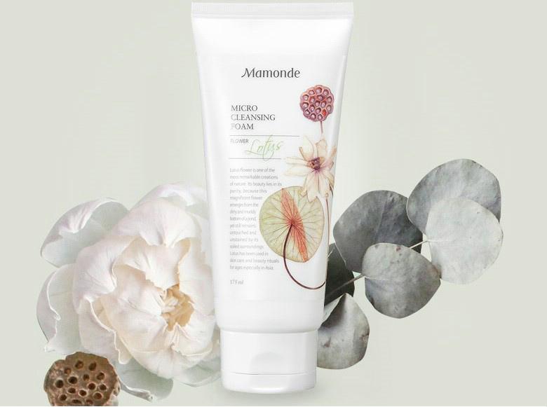Sữa-Rửa-Mặt-Mamonde-Micro-Cleansing-Foam-(175ml)