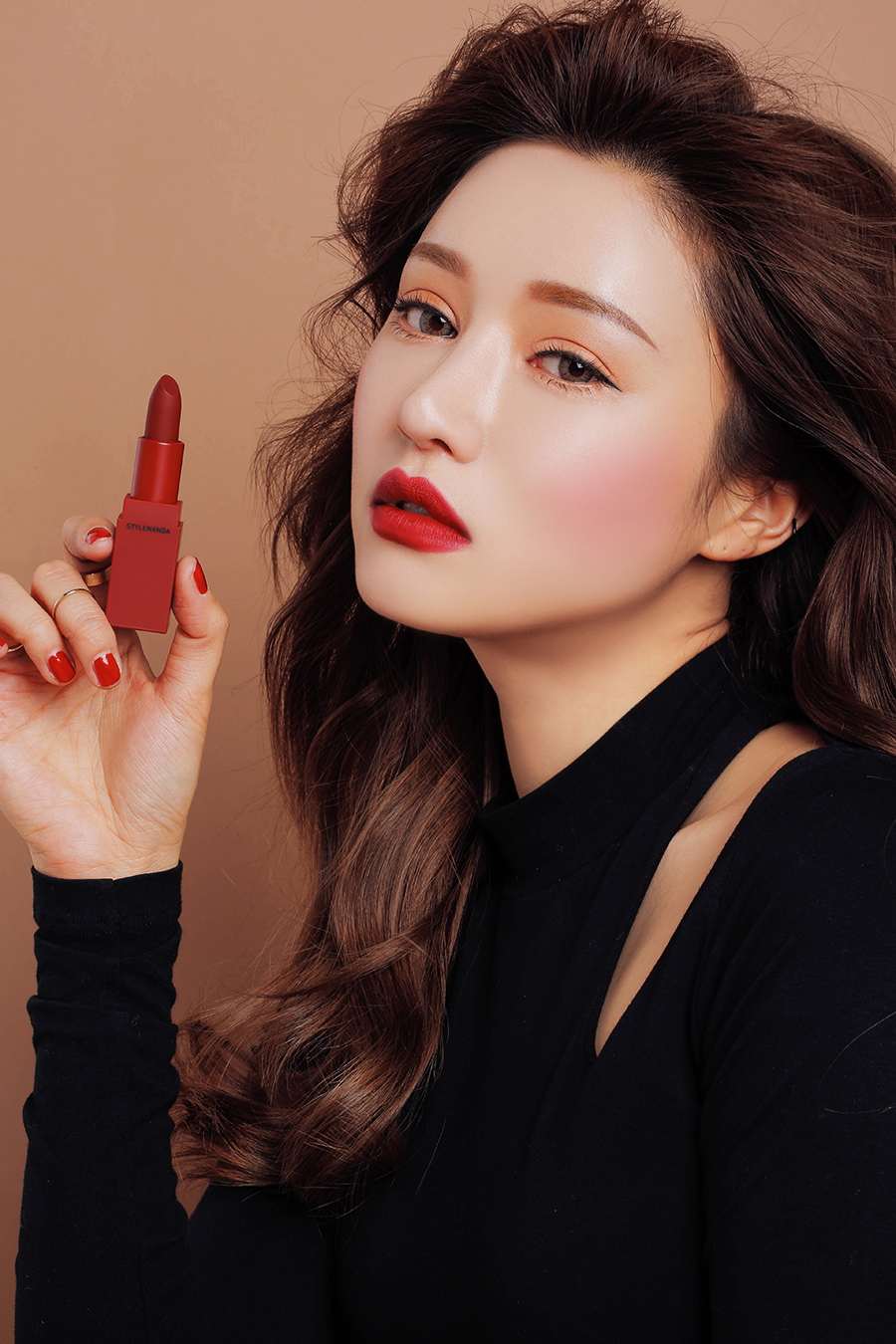 Son-3CE-Red-Recipe-Lip-Color-màu-215--Ruby-Tuesday