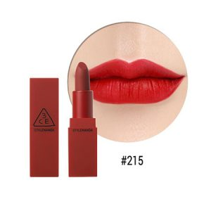 Son 3CE Red Recipe Lip Color màu 215 Ruby Tuesday