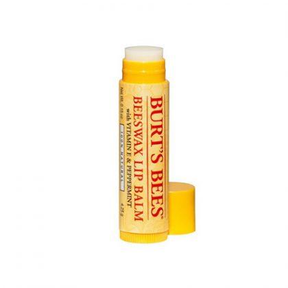 Son-Dưỡng-Burt's-Bees-Moisturizing-Lip-Balm-mùi-Beeswax