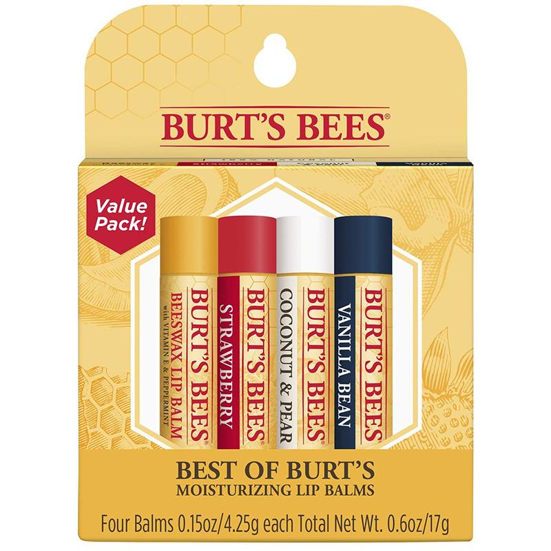 Son-Dưỡng-Burt's-Bees-Moisturizing-Lip-Balm