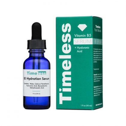 Tinh-Chất-Dưỡng-Ẩm,-Đặc-Trị-Se-Khít-Lỗ-Chân-Lông-Timeless-Vitamin-B5-+-Hyaluronic-Acid-(30ml)