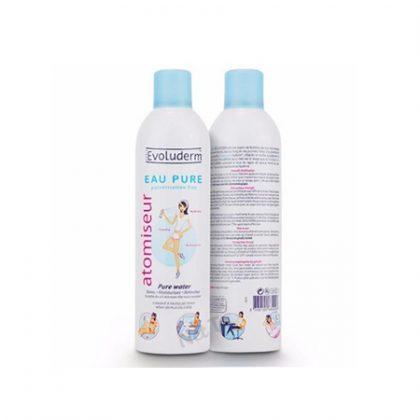 Xịt-Khoáng-Evoluderm-Pure-Water-Spray-400ml