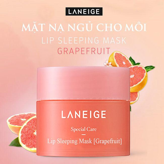 Mặt-nạ-ngủ-môi-Laneige-Lip-Sleeping-Mask-#grapefruit