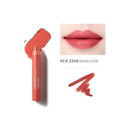Son Mamonde Creamy Tint Color Balm Intense Màu22 Dandy Coral
