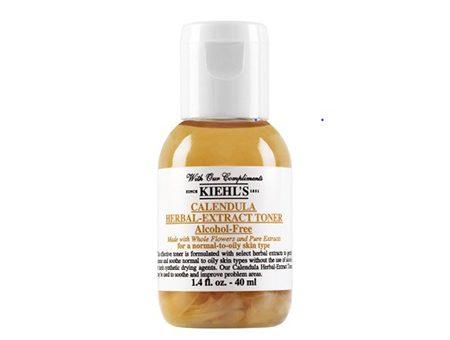 Nước Cân Bằng Da Kiehl's Calendula Herbal Extract Toner Alcohol Free