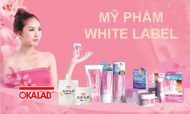 nơi bán mỹ phẩm white lable