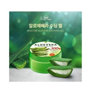 Gel Lô Hội Aloe Vera Soothing Gel 100% Pretty Skin (300ml)