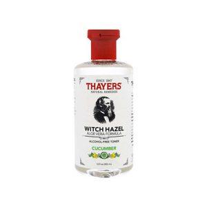 Nước Cân Bằng Da Thayers Alcohol-Free Witch Hazel Toner Cucumber Thayers