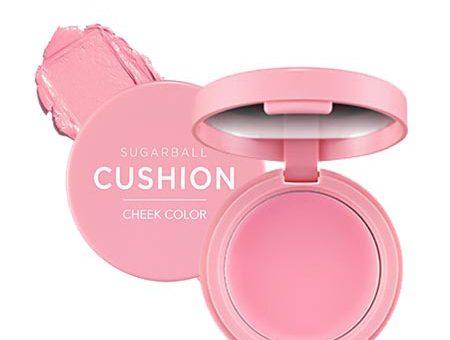 Má Hồng Dạng Kem Aritaum Sugarball Cushion Blusher Cheek Color (6g) Màu 01