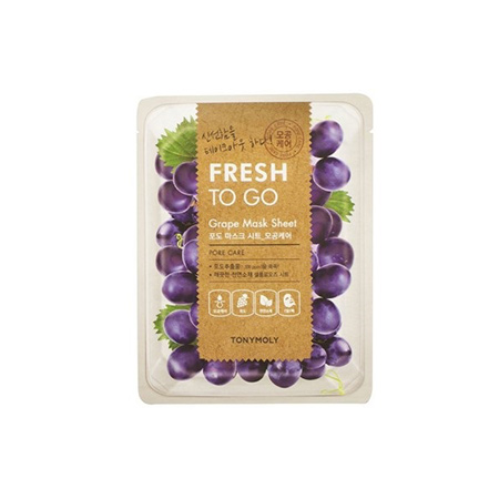 Mặt Nạ Tonymoly Fresh To Go Mask Grape