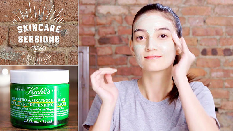 Mặt-nạ-Kiehl's-Cilantro-&-Orange-Extract-Pollutant-Defending-Masque-01