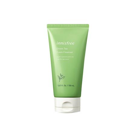 Sữa Rửa Mặt Chiết Xuất Trà Xanh Innisfree Green Tea Foam Cleanser 150ml